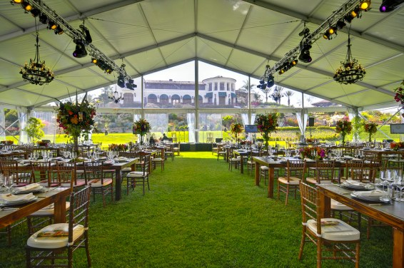 Hummingbird Nest Ranch | Event Catered by Made By Meg | preferred venues