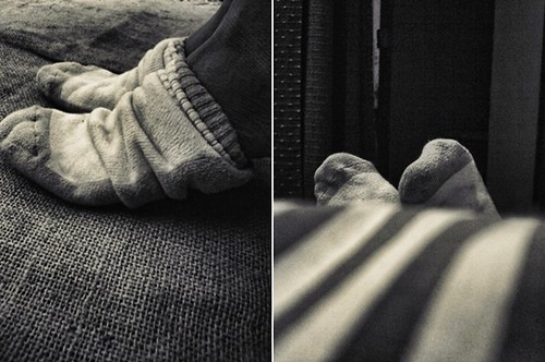 Its Cold and Christmas... Sleep On!