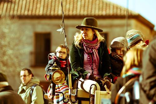Bendición de San Antón 2011