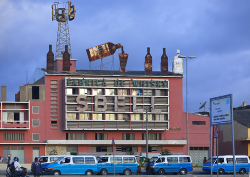 Sbell Fabrica de Whisky - Lobito Angola