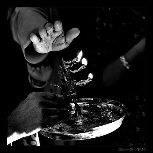 Give me thy blessings - 1 by Somnath Mukherjee Photoghaphy