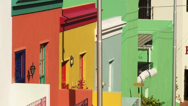 Cape Town : Bo Kaap