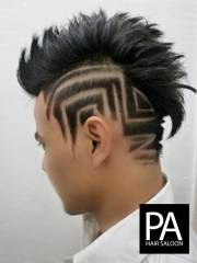 1000 hair tattoo