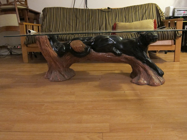 Panther Coffee Table  Flickr  Photo Sharing