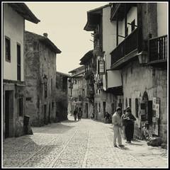Santillana del Mar, Cantabria, Northern Spain, 1992 (2)