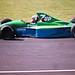 1991 F1 Canadian  GP Andrea de Cesaris - Jordan