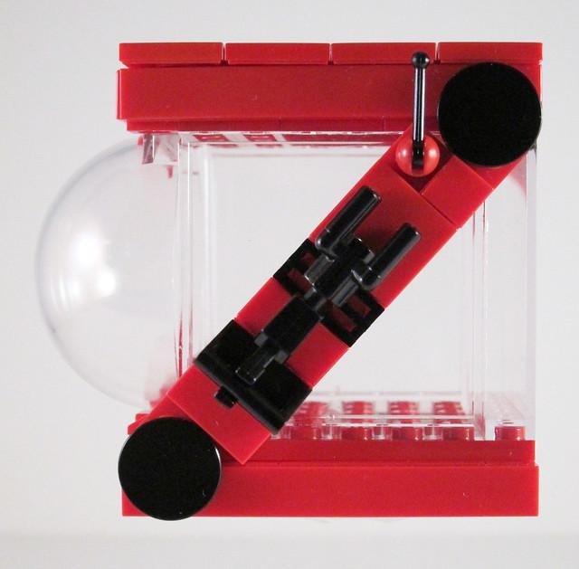 MOC-033 LEGO Z Spaceship