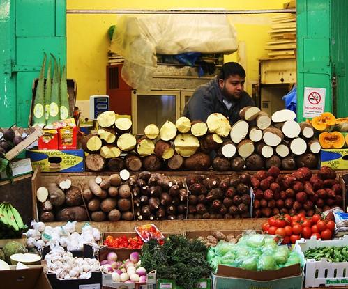 Brixton Vendor