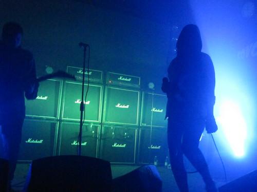 Sleigh Bells, live at Covo Club
