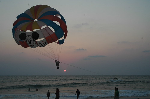 Incredible India! Goa - world descends..