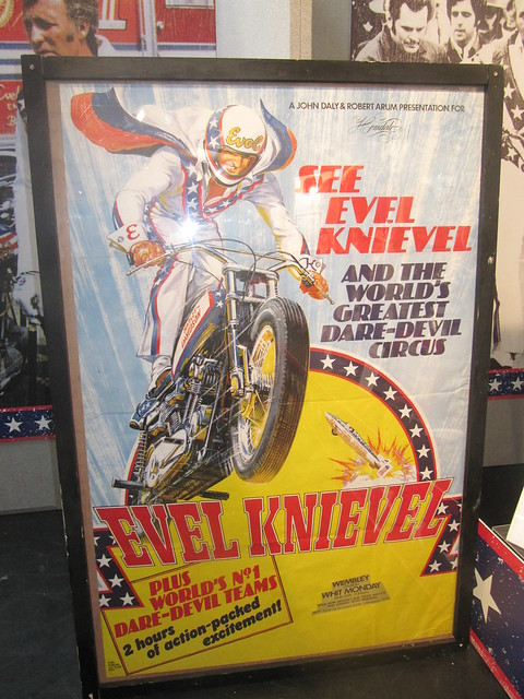 Evel Knievel Poster