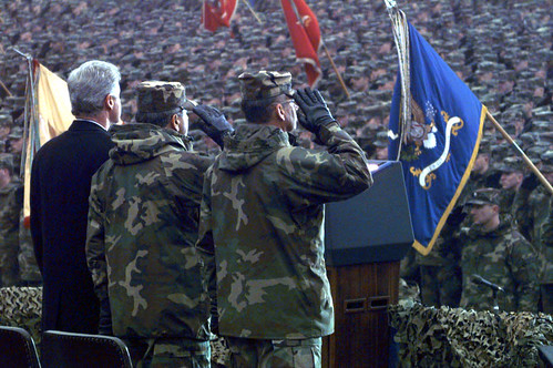 U.S Military Forces in Bosnia - Operation Joint Endeavor