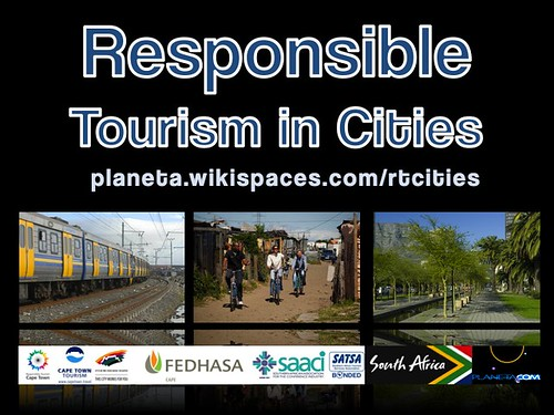 Responsible Tourism in Cities