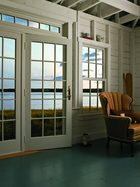 Frenchwood Hinged Patio Door  Flickr  Photo Sharing