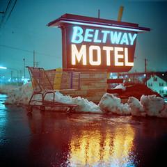 Beltway Motel by Daniel Regner