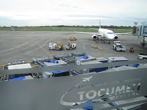Aeroporto Tocumen - Cidade do Panamá