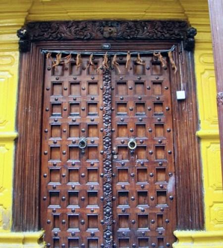puertas Stone Town Zanzibar Islas Tanzania 01