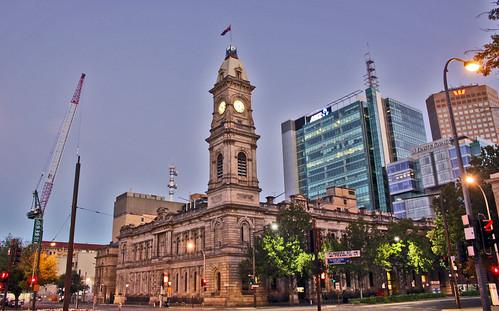 GPO, Adelaide City