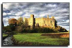 """Laugharne Castle"""