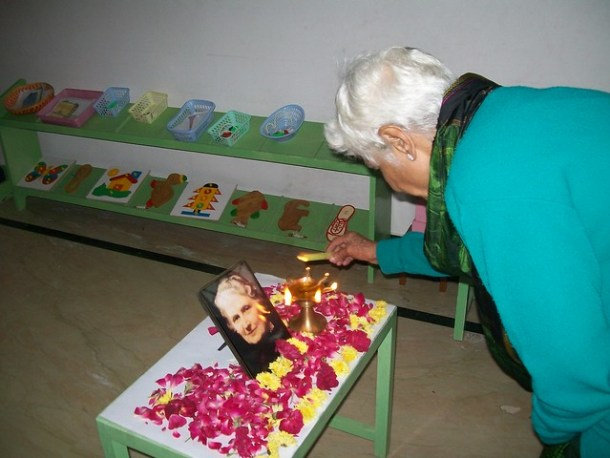 Dr Maria Montessori Birthday Celebration 2010