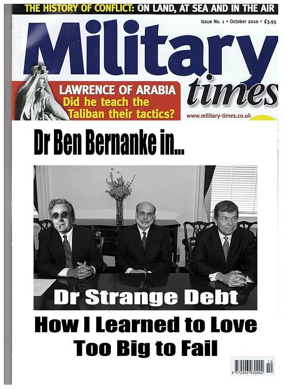 DR STRANGE DEBTS