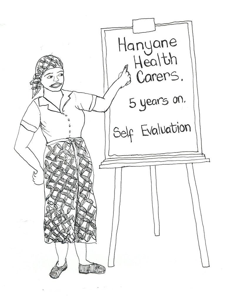Hanyane Health Carers. 5 years on. Self Evaluation