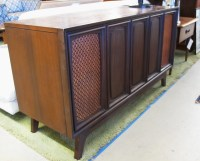 uses for old stereo cabinet | just b.CAUSE
