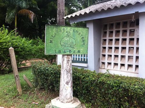 Military Cemetery Ibadan. by Jujufilms