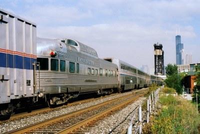 Amtrak - 23rd Street