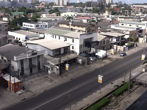 Awolowo Road Ikoyi Lagos Nigeria Election Day 2011 by Jujufilms