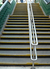 Calton Road steps