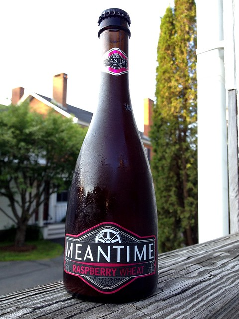Meantime Brewing Raspberry Wheat