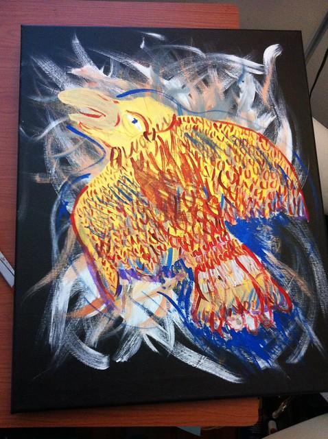 Phoenix in progress