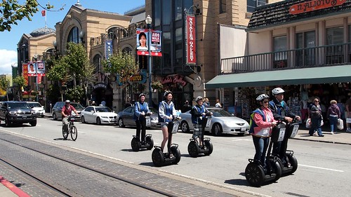 San Francisco - Segway City Tours