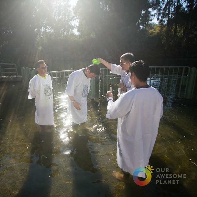 Day 3- Renewal of Baptism Vows at Jordan River - Our Awesome Planet-28.jpg