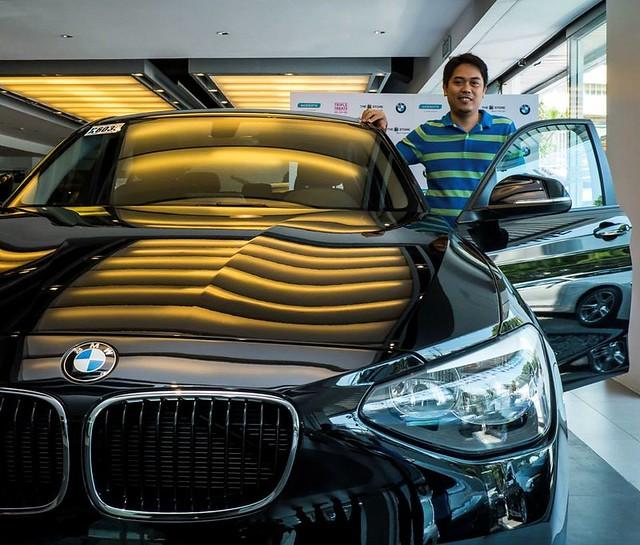 Watsons winner of BMW