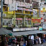 Bangkok, viajefilos en Khaosan Road 21