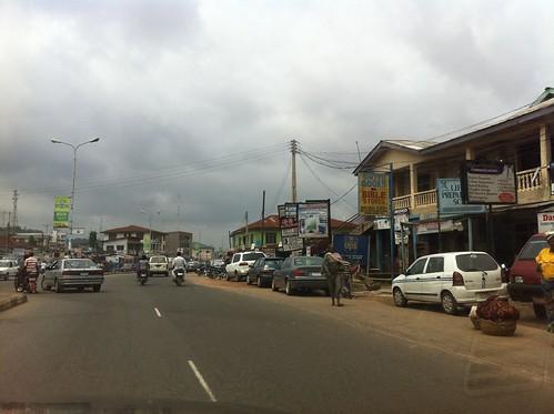 Mokola Ibadan Oyo State Nigeria by Jujufilms