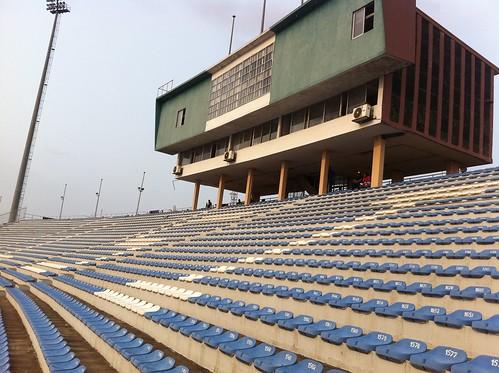 Liberty Stadium Ibadan Oyo State Nigeria by Jujufilms