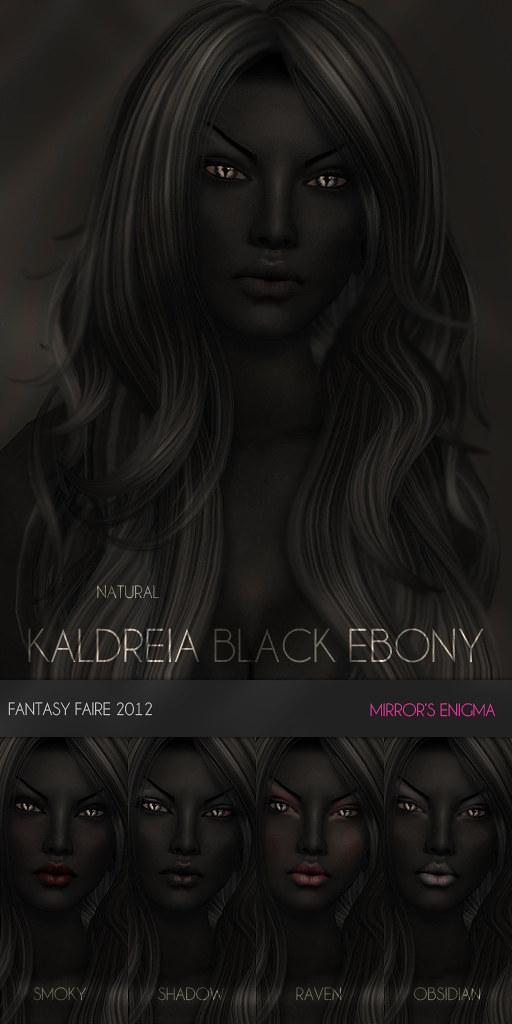 Kaldreia (Black Ebony)