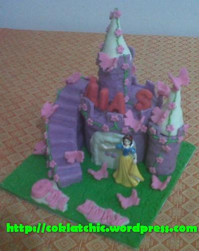 Cake Castle Princess