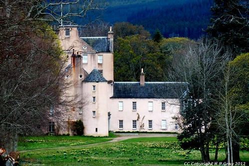 House Of Monymusk