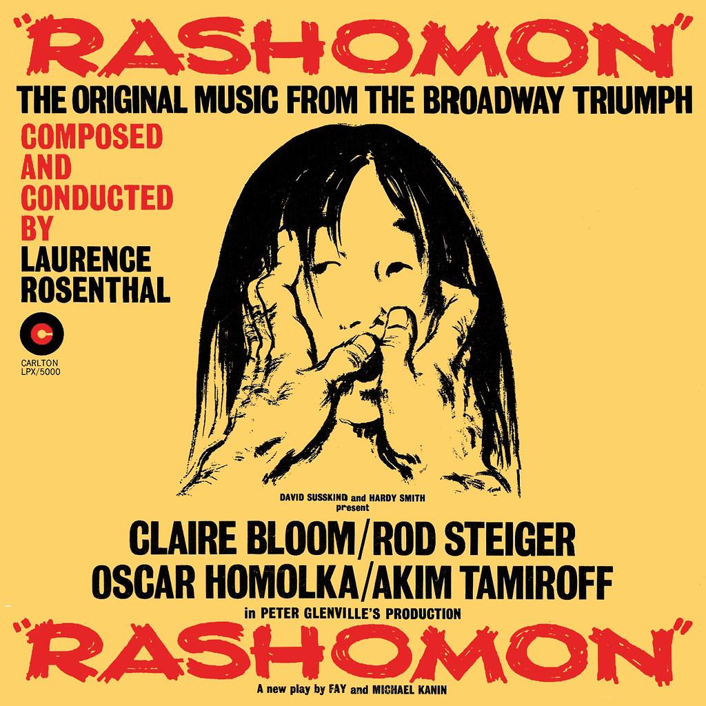 Laurence Rosenthal - Rashomon