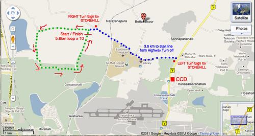 Stonehill-Map