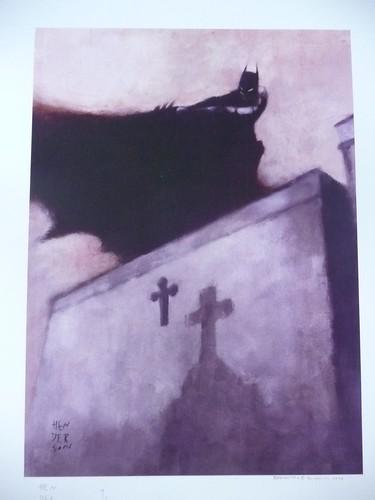 Nick Henderson Batman Print