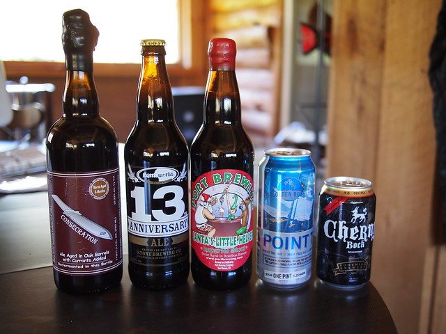 Beer Haul - 5-12-12