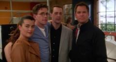 Ziva, Palmer, McGee and DiNozzo