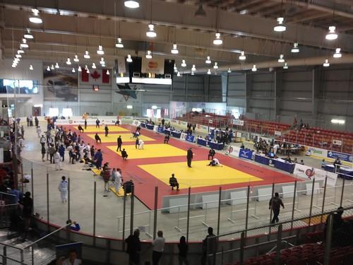 Ontario Open Judo Tournament