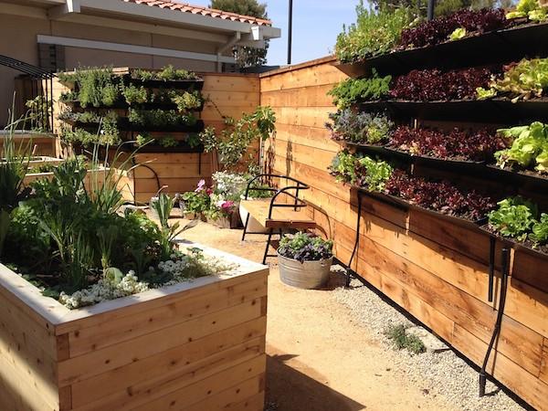 Provenance garden