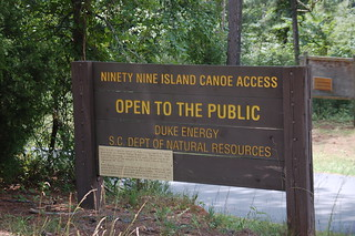 Ninety-Nine Islands Sign